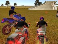 Crazy Moto Stunts
