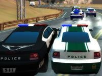 Highway Patrol Showdown